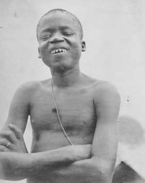 Ota Benga on Wikipedia.