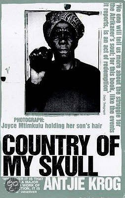 Country of my skull - readers' reviews